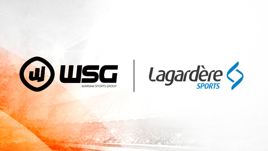 Lagardère Sports partnerem Warsaw Sports Group