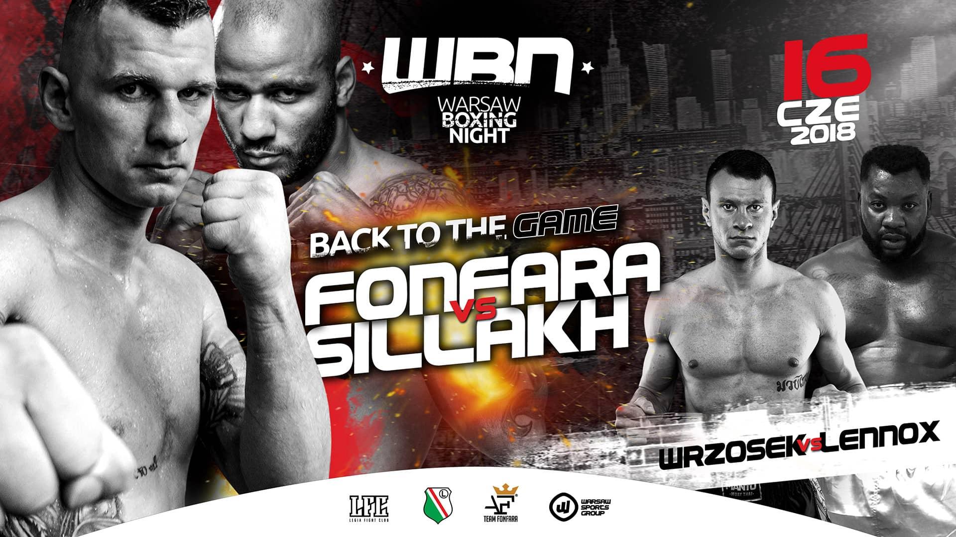 Andrzej Fonfara - Warsaw Boxing Night