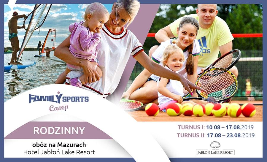 obóz sportowy Family Sports Camp
