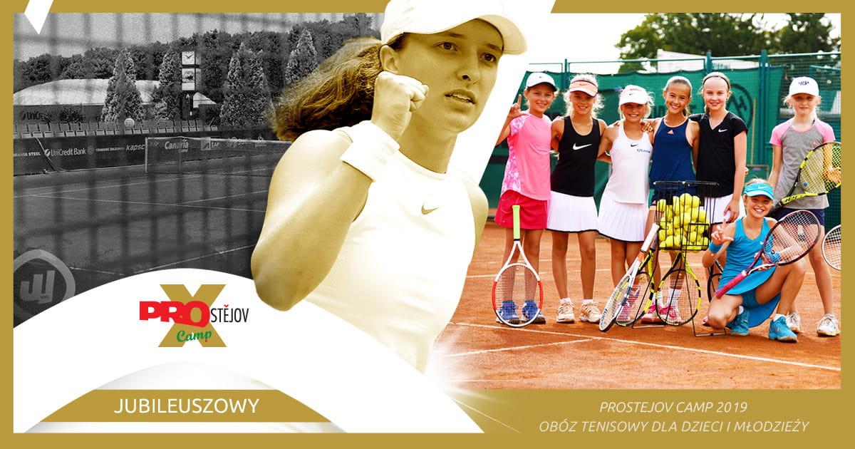 Obóz tenisowy PROstejov Camp