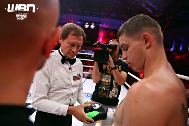 Warsaw Boxing Night Fot018