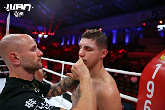 Warsaw Boxing Night Fot019