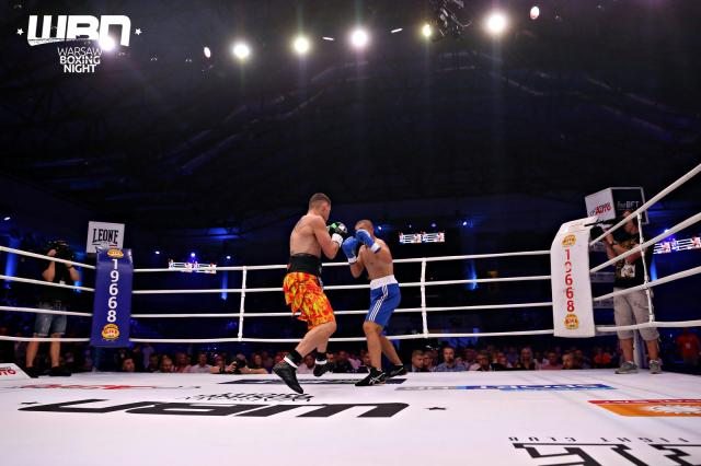 Warsaw Boxing Night Fot024