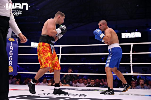 Warsaw Boxing Night Fot025