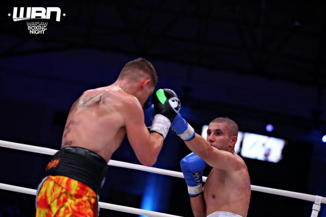 Warsaw Boxing Night Fot038