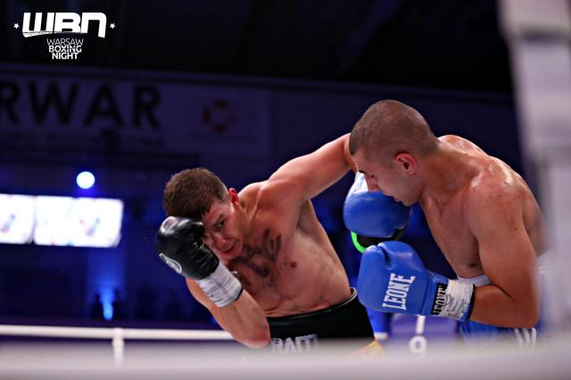 Warsaw Boxing Night Fot044