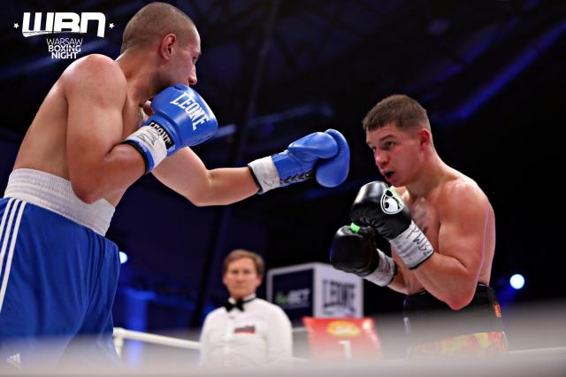 Warsaw Boxing Night Fot045