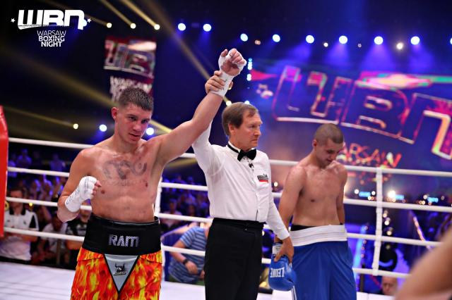 Warsaw Boxing Night Fot049