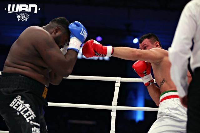 Warsaw Boxing Night Fot058