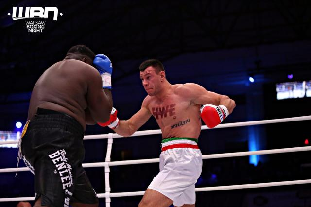 Warsaw Boxing Night Fot060
