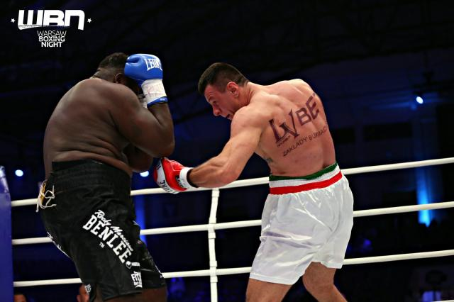 Warsaw Boxing Night Fot061