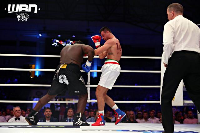 Warsaw Boxing Night Fot062
