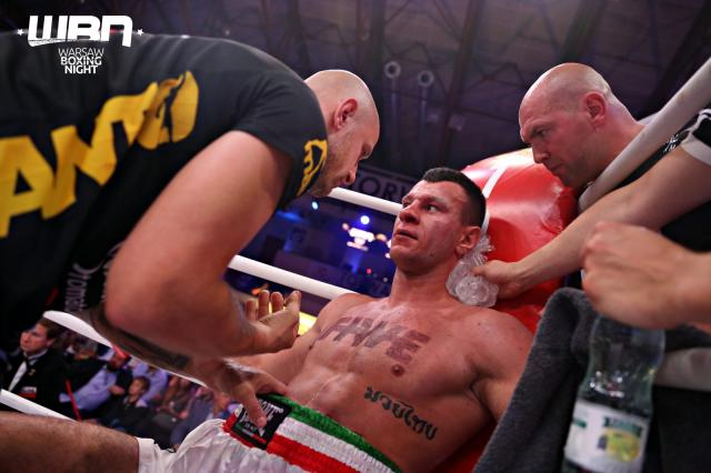 Warsaw Boxing Night Fot067