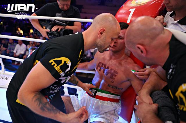 Warsaw Boxing Night Fot076