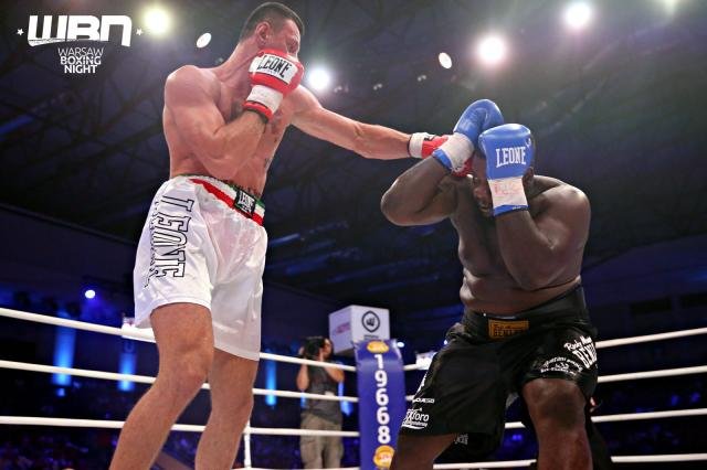 Warsaw Boxing Night Fot081
