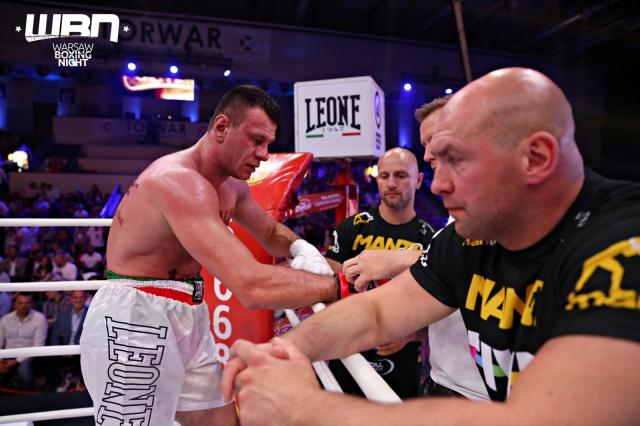 Warsaw Boxing Night Fot089