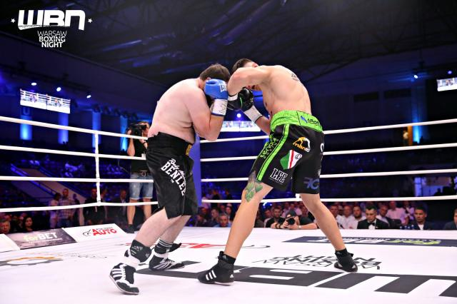 Warsaw Boxing Night Fot106