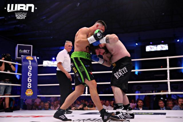 Warsaw Boxing Night Fot107
