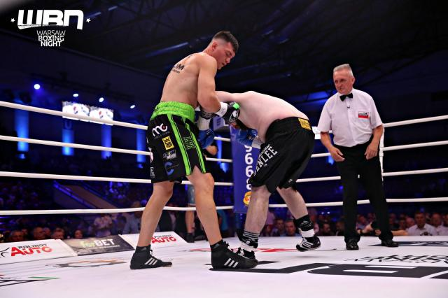 Warsaw Boxing Night Fot108
