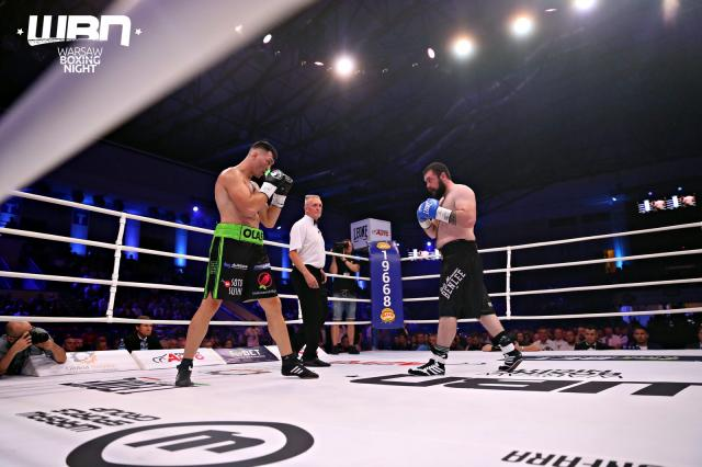Warsaw Boxing Night Fot112