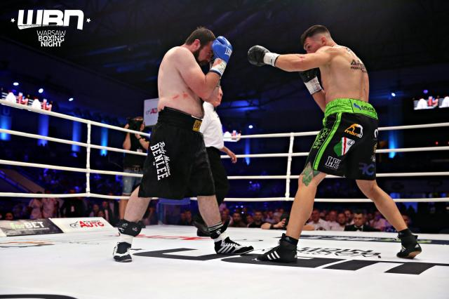 Warsaw Boxing Night Fot113