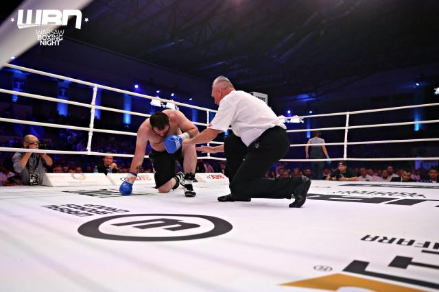 Warsaw Boxing Night Fot121