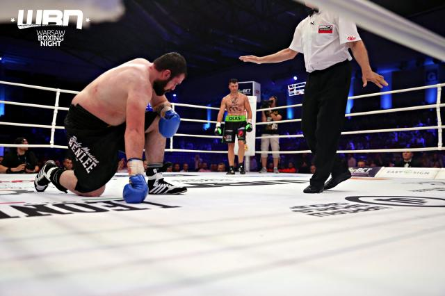 Warsaw Boxing Night Fot122
