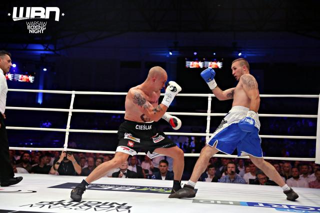 Warsaw Boxing Night Fot141