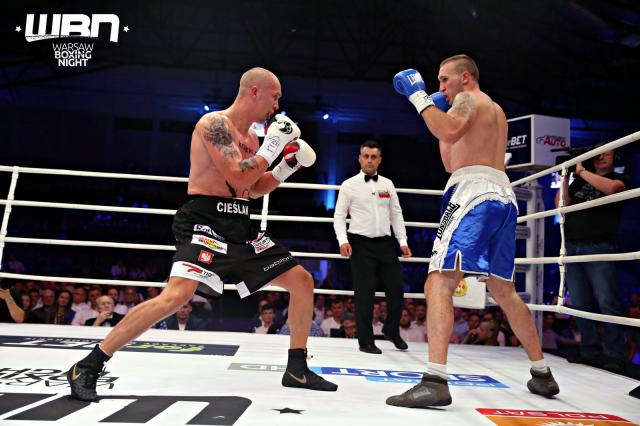 Warsaw Boxing Night Fot142