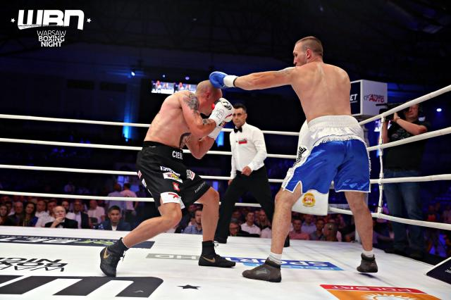 Warsaw Boxing Night Fot143