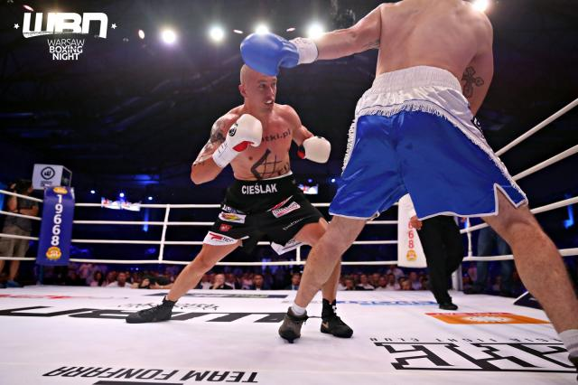 Warsaw Boxing Night Fot144