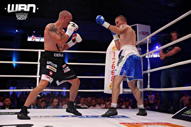 Warsaw Boxing Night Fot145