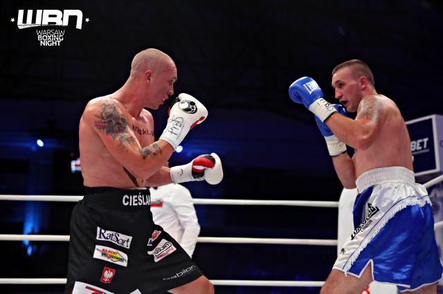 Warsaw Boxing Night Fot147
