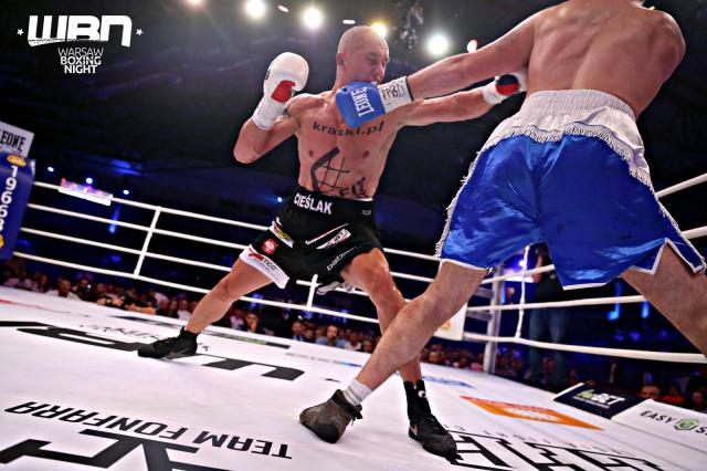 Warsaw Boxing Night Fot148