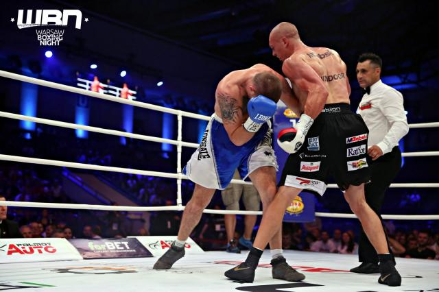 Warsaw Boxing Night Fot149