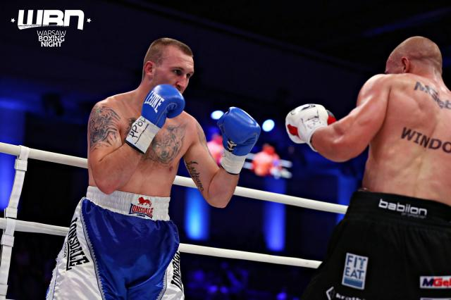 Warsaw Boxing Night Fot152