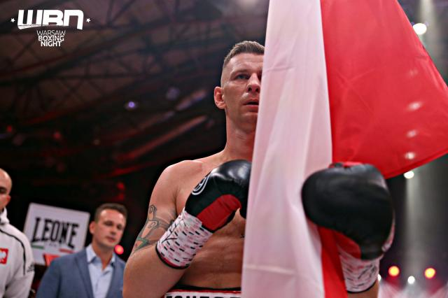 Warsaw Boxing Night Fot181