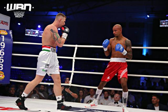 Warsaw Boxing Night Fot190