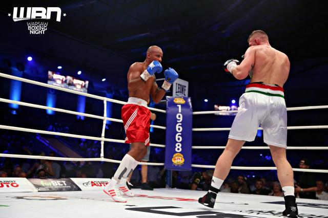 Warsaw Boxing Night Fot200