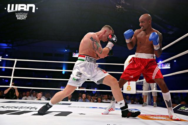 Warsaw Boxing Night Fot201