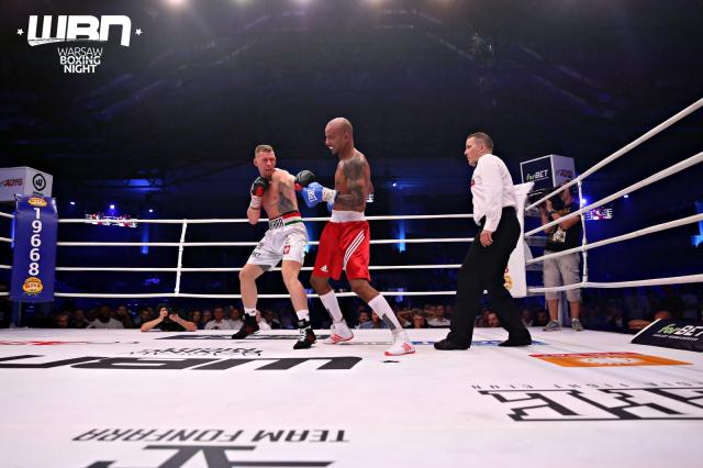 Warsaw Boxing Night Fot202