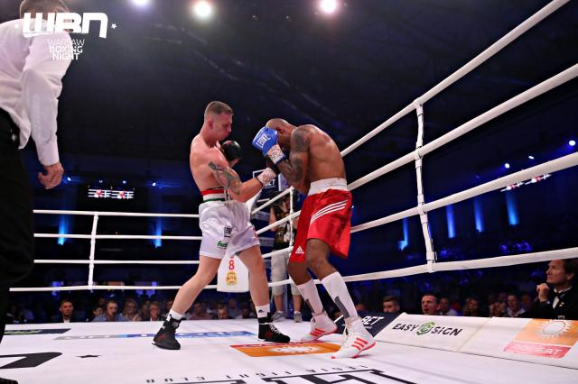 Warsaw Boxing Night Fot203