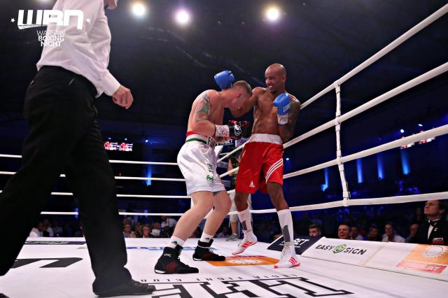 Warsaw Boxing Night Fot204