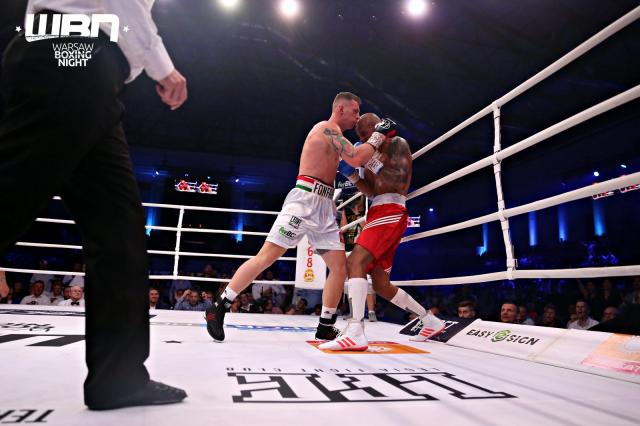 Warsaw Boxing Night Fot205