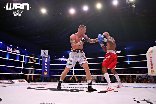 Warsaw Boxing Night Fot206