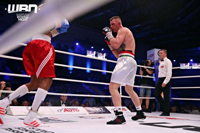 Warsaw Boxing Night Fot208
