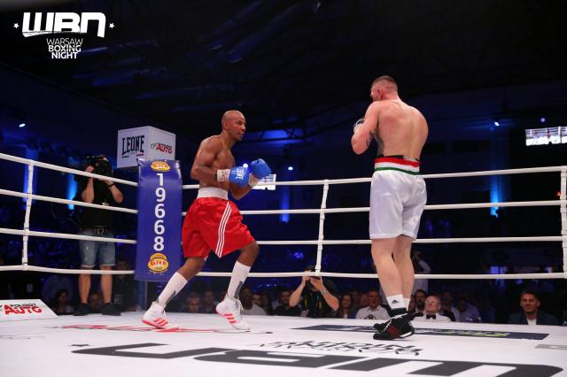 Warsaw Boxing Night Fot211
