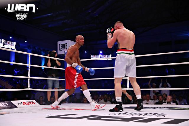 Warsaw Boxing Night Fot212
