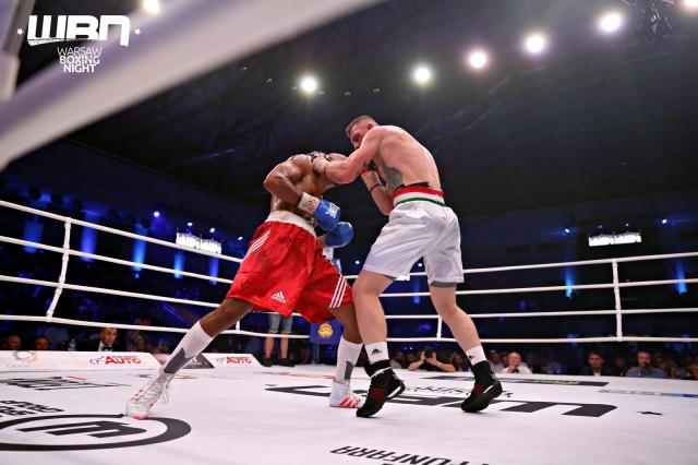 Warsaw Boxing Night Fot215