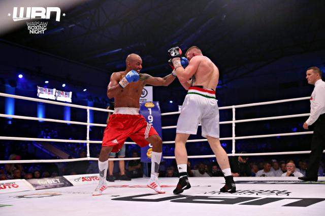Warsaw Boxing Night Fot216
